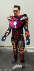 ironman cosplay