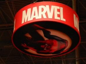 Marvel Sign 1