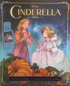 disney cinderella cover