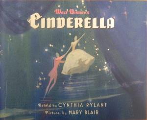 walt disney cinderella cover