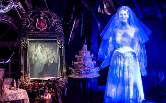 haunted mansion wedding